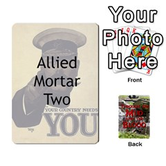 Mud And Blood Cards Pt I By Adrian Jarvis   Playing Cards 54 Designs   U5vx47bsbbkc   Www Artscow Com Front - Heart5
