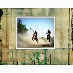 Paul Calendar By Lia Simcox   Wall Calendar 11  X 8 5  (18 Months)   Ufs4xcxmew8a   Www Artscow Com Month