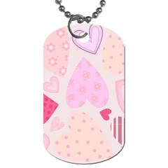 Katie Moore By Barb Smith   Dog Tag (two Sides)   Tux1tuey3j8c   Www Artscow Com Back