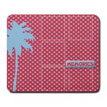 Palm Tree mousepad - Large Mousepad