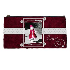 Strut By Elbow   Pencil Case   J76byvp4z6b7   Www Artscow Com Front