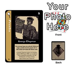 Rummy Jack The Ripper 1 By Jorge   Playing Cards 54 Designs   V0vqestpmj7o   Www Artscow Com Front - Heart8