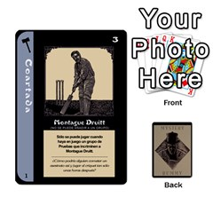 Rummy Jack The Ripper 1 By Jorge   Playing Cards 54 Designs   V0vqestpmj7o   Www Artscow Com Front - Spade4