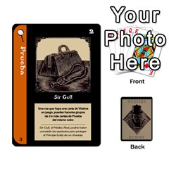 Rummy Jack The Ripper 1 By Jorge   Playing Cards 54 Designs   V0vqestpmj7o   Www Artscow Com Front - Diamond2