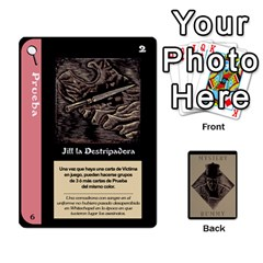 Rummy Jack The Ripper 1 By Jorge   Playing Cards 54 Designs   V0vqestpmj7o   Www Artscow Com Front - Diamond9