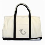 Bird - Two Tone Tote Bag