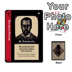 Rummy Jack the Ripper 2 (+extras) - Playing Cards 54 Designs