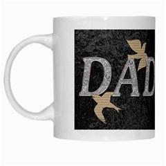 Dad Mug By Lil    White Mug   Hynxwup3q1mv   Www Artscow Com Left