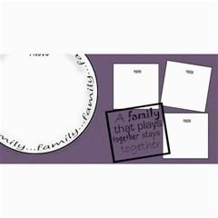 8x4 Card By Amanda Bunn   4  X 8  Photo Cards   Bfyogzqgnlg8   Www Artscow Com 8 x4 Photo Card - 10
