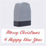 Merry Christmas - Name Stamp