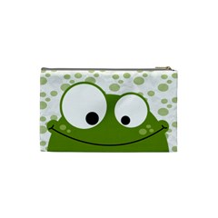 Animaland Cosmetic Bag S 01 By Carol   Cosmetic Bag (small)   Xe815t0pwkpq   Www Artscow Com Back