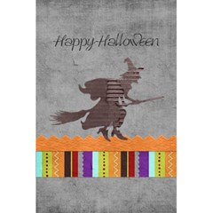 Halloween Notebook By Sheena   5 5  X 8 5  Notebook   8hmqk8gpvmf2   Www Artscow Com Front Cover