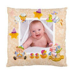 Blankie Bunnypeach Melba Baby Double Sided Cushion By Catvinnat   Standard Cushion Case (two Sides)   5iyg2yczbmu2   Www Artscow Com Front