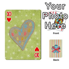 Frolicandplay Cards By Sheena   Playing Cards 54 Designs   902c7x9ntq3u   Www Artscow Com Front - Heart10
