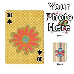Frolicandplay Cards By Sheena   Playing Cards 54 Designs   902c7x9ntq3u   Www Artscow Com Front - Spade10