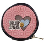 monogrammed bag M - Mini Makeup Bag