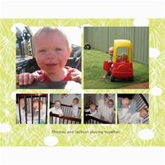 Calendar 2011 X Mas By Vanessa   Wall Calendar 11  X 8 5  (12 Months)   1rjx7pqtncs8   Www Artscow Com Month
