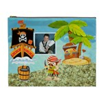 Pirate Pete Cosmetic bag extra large - Cosmetic Bag (XL)