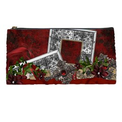 Evening Twilight Case By Cherish Collages   Pencil Case   2my4ntfzqrh5   Www Artscow Com Front