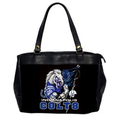 Colts Purse By Dominique   Oversize Office Handbag (2 Sides)   Ccwqcypnve5t   Www Artscow Com Front