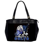 colts purse - Oversize Office Handbag (2 Sides)