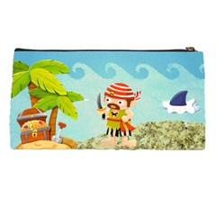Pirate Pete Pencil Case By Catvinnat   Pencil Case   Vkryhdoggleq   Www Artscow Com Back