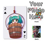 Touhou Cards(Updated) - Playing Cards 54 Designs