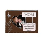 Mom Large Cosmetic Bag - Cosmetic Bag (Large)