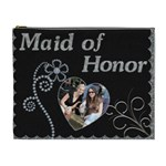 Maid of Honor XL Cosmetic Bag - Cosmetic Bag (XL)