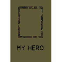 Camo Notebook 1 By Jen   5 5  X 8 5  Notebook   Apxq7ciiw31g   Www Artscow Com Front Cover Inside