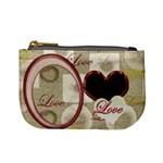 heart moon 16 coin purse - Mini Coin Purse