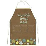 Best_Dad_Apron - Full Print Apron