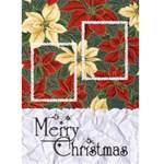 Merry Christmas - Card 5 x7  - Greeting Card 5  x 7