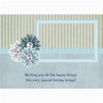 Calming Winter Photo Cards - 5  x 7  Photo Cards