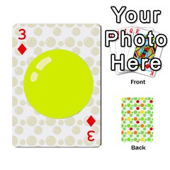 Pl Cards Balloon By Galya   Playing Cards 54 Designs   Crma2fwyuvqs   Www Artscow Com Front - Diamond3