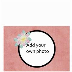 Pink Floral Bucket Bag By Jen   Bucket Bag   3qcrvvi3awtl   Www Artscow Com Back