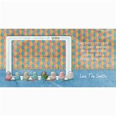 4x8 Holiday Photo Card, Mittens By Mikki   4  X 8  Photo Cards   E9gry6gtfxb9   Www Artscow Com 8 x4 Photo Card - 8
