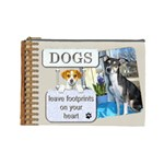 Dogs Large Cosmetic Case - Cosmetic Bag (Large)