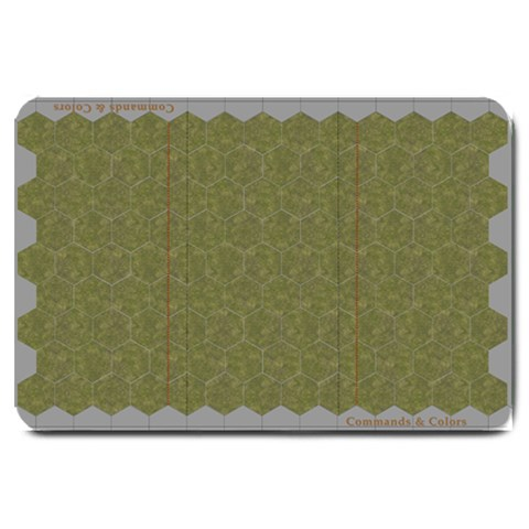 Memoir/command And Colors Playing Board By Tom Heaney   Large Doormat   Tx74u8u65am0   Www Artscow Com 30 x20 Door Mat - 1