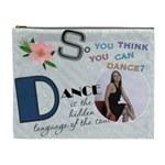 Dance XL Cosmetic Bag - Cosmetic Bag (XL)