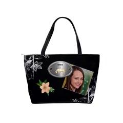 Aries Zodiac Shoulder Bag By Lil    Classic Shoulder Handbag   8igcgsbkl1ky   Www Artscow Com Back