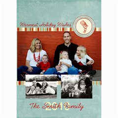 Holiday Collection 1 By April Williams   5  X 7  Photo Cards   V8n8fd09neyr   Www Artscow Com 7 x5 Photo Card - 8