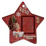 Girl Remember when 2010 ornament 2 - Ornament (Star)