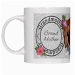 Grandmother Mug - White Mug