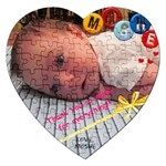 moshe - Jigsaw Puzzle (Heart)