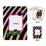 Cococards -  CARDS - Playing Cards Single Design