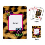 Frogcards -  CARDS - Playing Cards Single Design
