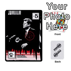 Conspiracy 2 By Justin Calvert   Playing Cards 54 Designs   Dhcz9nr4kc93   Www Artscow Com Front - Heart6