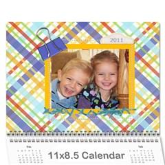 Calendar 2011 By Lysandra   Wall Calendar 11  X 8 5  (12 Months)   Hufjx3jpk3ms   Www Artscow Com Cover
