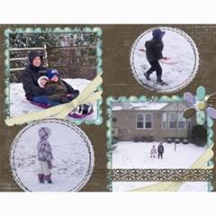Calendar 2011 By Lysandra   Wall Calendar 11  X 8 5  (12 Months)   Hufjx3jpk3ms   Www Artscow Com Month
